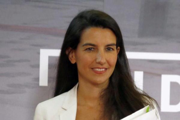 Rocío Monasterio candidata a la Comunidad de Madrid