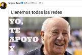 Miguel Bosé defiende a Amancio Ortega... y más fotos