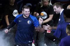La unanimidad de la NBA con Luka Doncic