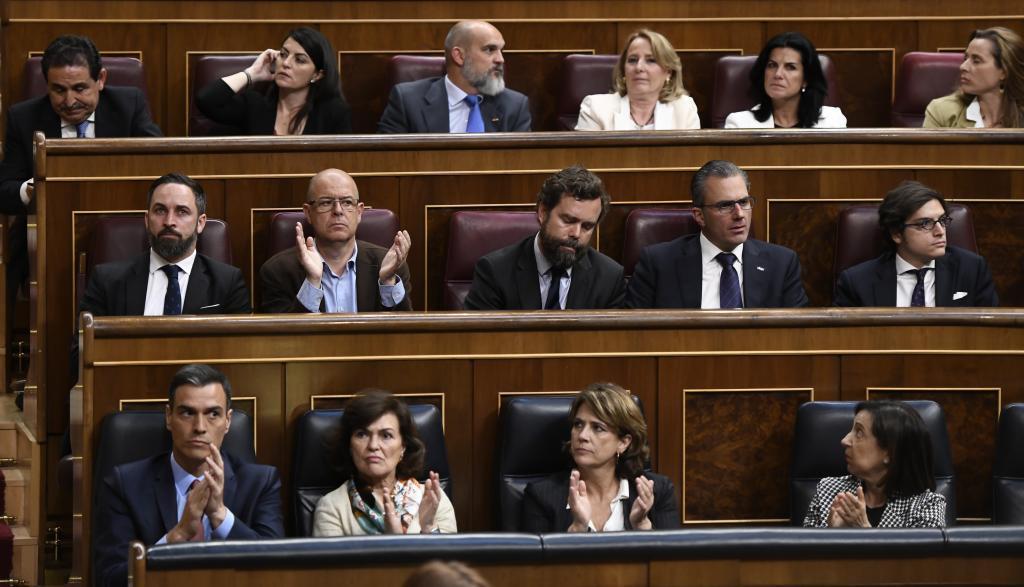 Sesión Constitutiva de la XIIl Legislatura del Congreso.