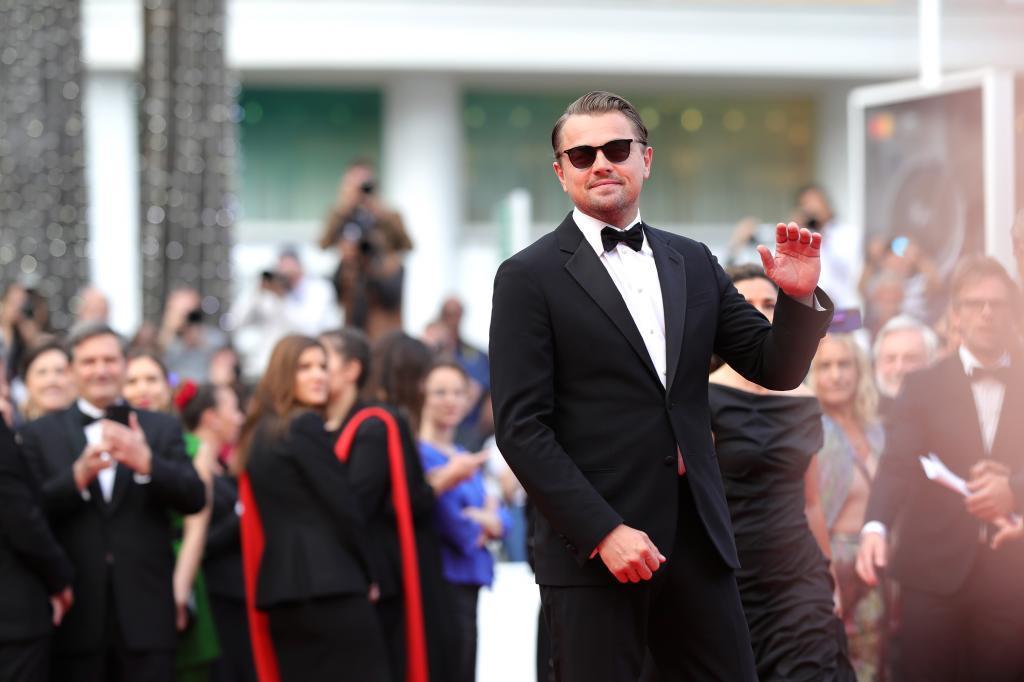 El actor se dejó ver en la alfombra roja este miércoles antes de la...