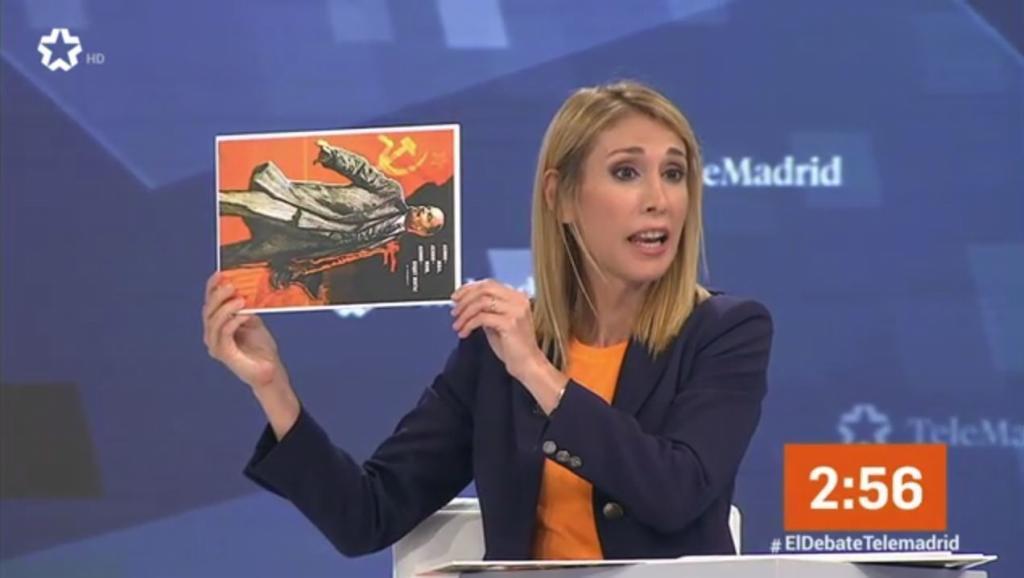 Martínez-Almeida acorrala a una Carmena sin respuestas en el debate de candidatos al Ayuntamiento de Madrid