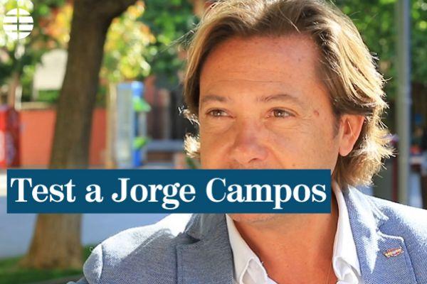 """Jorge Campos: """"Soy adicto al jamón ibérico"""""""