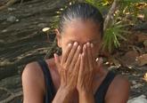 La cantante Isabel Pantoja se emociona tras ser salvada por la...