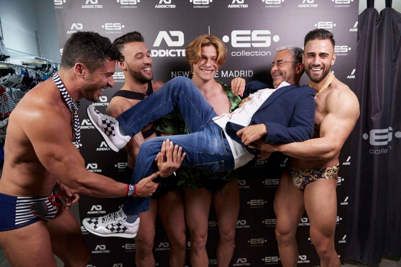 El presentador Jorge Javier Vázquez, de 48 años, ha acudido como...