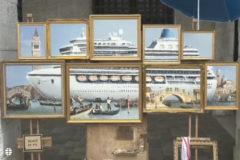El artista callejero Banksy revoluciona Venezia