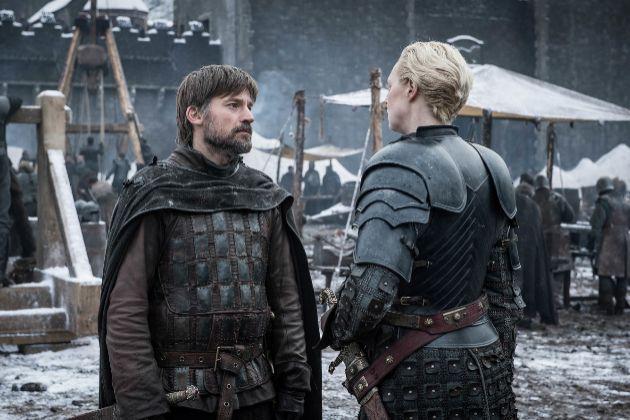 Imagen del segundo episodio de la última temporada de Juego de Tronos en HBO, el último con guion de Bryan Cogman, que trabajará en El Señor de los Anillos de Amazon
