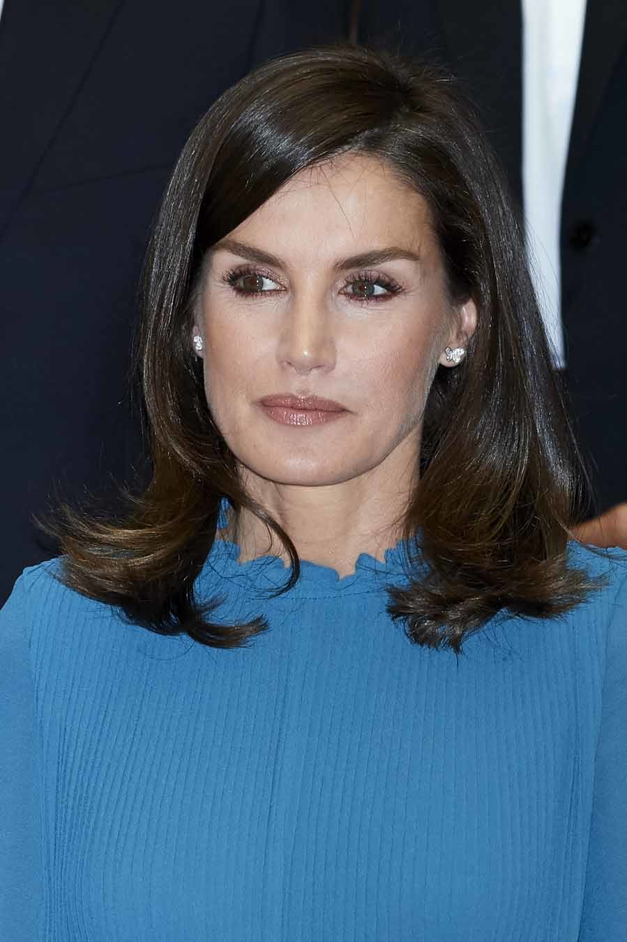 La Reina es asidua a darle una segunda vida a los estilismos que ya ha...
