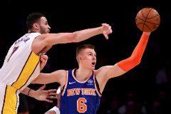 """La amenaza 'madridista' de Porzingis a los Knicks: """"Traspasadme o me voy a Europa"""""""
