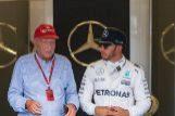 El luto de Hamilton y su llamativa ausencia en Mónaco