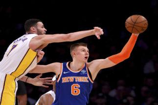 La amenaza de Porzingis a los Knicks con el Real Madrid como protagonista