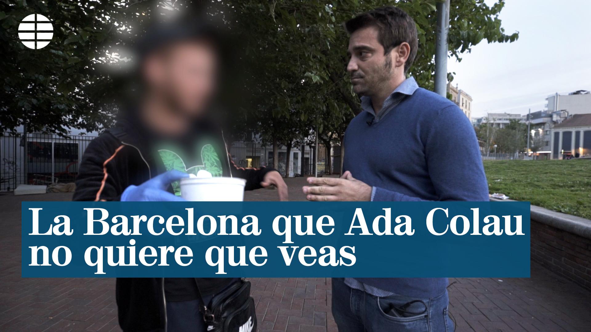 La Barcelona de Colau