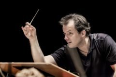 El director de orquesta Andris Nelsons (Riga, 1978).