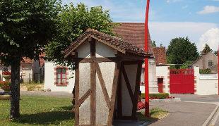 La aldea francesa de Montereau en la que se ha emitido este decreto.