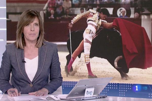 """Roca Rey en TVE: """"Para emocionar hace falta una dosis de locura"""""""
