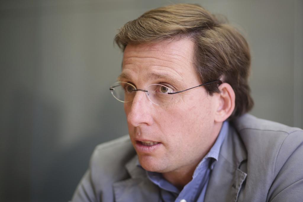"""Martínez-Almeida: """"El PP es la contraposición en Madrid al Gobierno de  Sánchez e Iglesias"""""""
