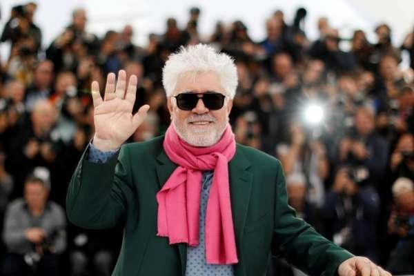Pedro Almodóvar en el Festival de Cannes, esta semana.