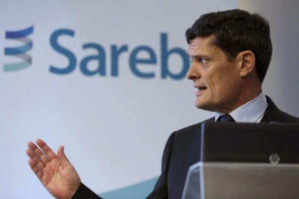 Jaime Echegoyen, presidente de Sareb.