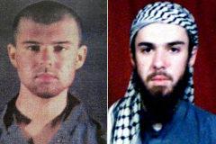 El 'talibán americano', John Walker Lindh.
