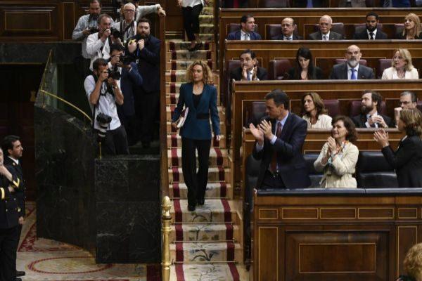 Bernardo Díaz. 21/05/2019. Madrid. España. Política....