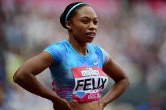 La discriminación salarial de Nike a Allyson Felix durante su embarazo