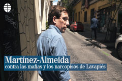 Martínez-Almeida contra mafias y narcopisos de Lavapiés