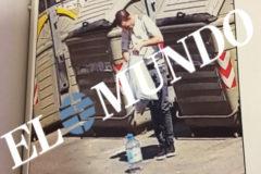 Las imágenes que incriminan al detenido por la muerte de Janet Jumillas