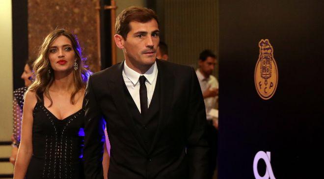 Carbonero y Casillas, en uno de los últimos eventos al que acudieron juntos.