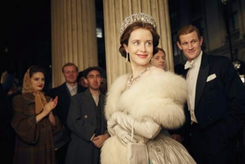 Fotograma de la serie 'The Crown' original de Netflix.