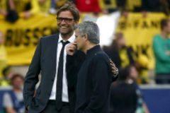 """Mourinho, sobre Klopp: """"Perder tres finales sería muy duro"""""""