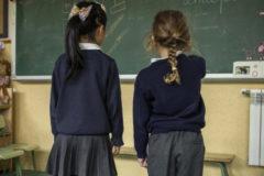 Rebelión en las aulas de alumnas de un colegio para poder llevar pantalón