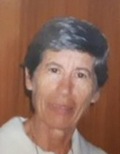 La misionera burgalesa Blanca Nieves Sancho Lope.