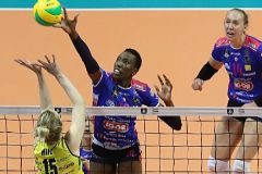 Paola Egonu, la estrella anti Salvini del voleibol italiano