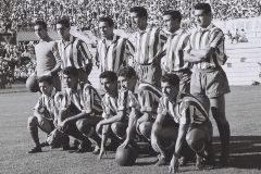 Muere Manuel Pazos, portero y leyenda del Atlético de Madrid