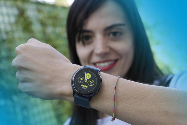 Samsung Galaxy Watch Active, un rival del Apple Watch