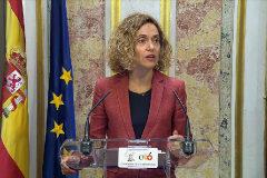 Suspenden a los cuatro diputados presos con la oposición de Unidas Podemos