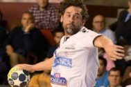 GRAF7731. LEÓN, 21/03/2018.- Fotografía de archivo de febrero de 2018 del jugador internacional de balonmano Juan <HIT>García</HIT> Lorenzana '<HIT>Juanín</HIT>', que ha sido galardonado con el Premio Castilla y León del Deporte 2018, .EFE/ARCHIVO/J.Casares.***eduardo, deportes