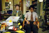 Imagen de la comedia Los informáticos, una de las 'sitcoms' a la que...