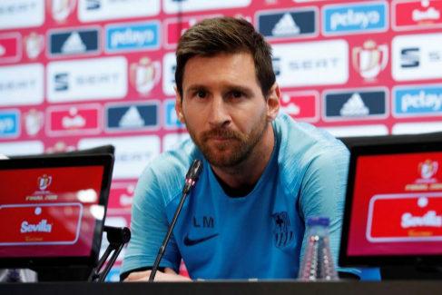 """Messi zanja el debate sobre Valverde: """"Me gustaría que siguiera"""""""