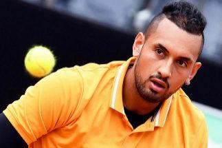 """Kyrgios se borra de Roland Garros tras decir que """"era una mierda"""""""