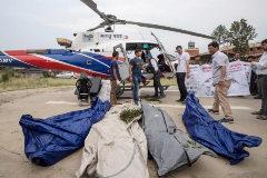 Segundo día de atasco: otros cuatro escaladores fallecidos
