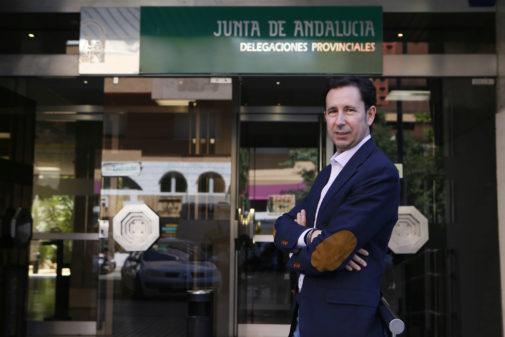Javier Fernández, portavoz del sindicato de inspectores educativos USIE.