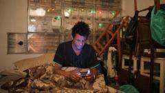 El 'okupa' que vive en un cuarto de contadores