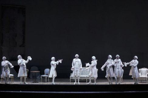 'Capriccio': Richard Strauss entre las bombas
