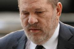 Harvey Weinstein, el pasado enero.