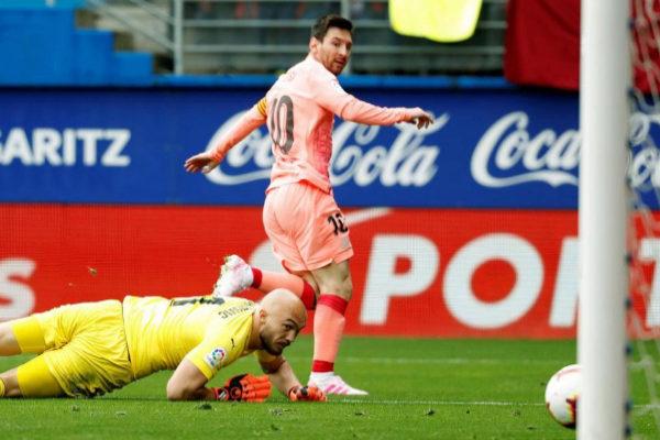 GRAF4217. EIBAR (GIPUZKOA).- El delantero argentino del Barcelona,...