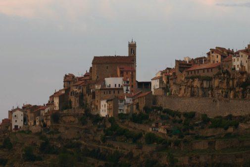 Vista de Castellfort.