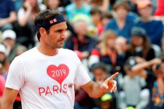 París, con Federer en el corazón y Nadal relanzado hacia su duodécima copa
