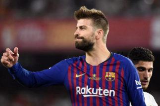 """Piqué insiste: """"Nos gustaría que continuara Valverde"""""""