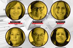 Sandra, Esther, María, María José, Francisco, Susana... cuentan sus historias.